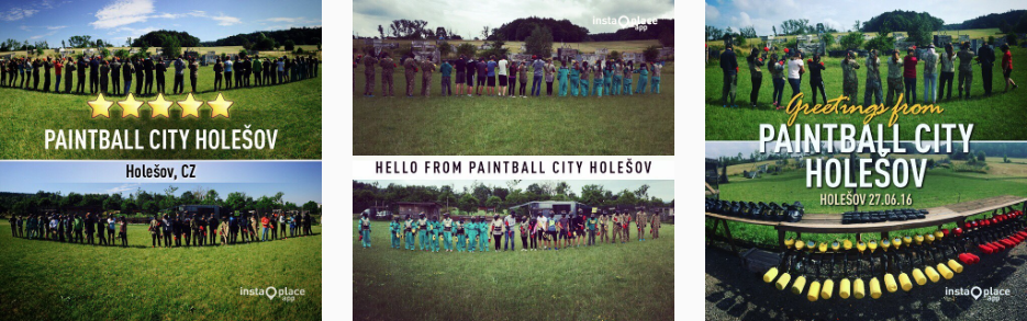 Paintball City - hřiště Žopy